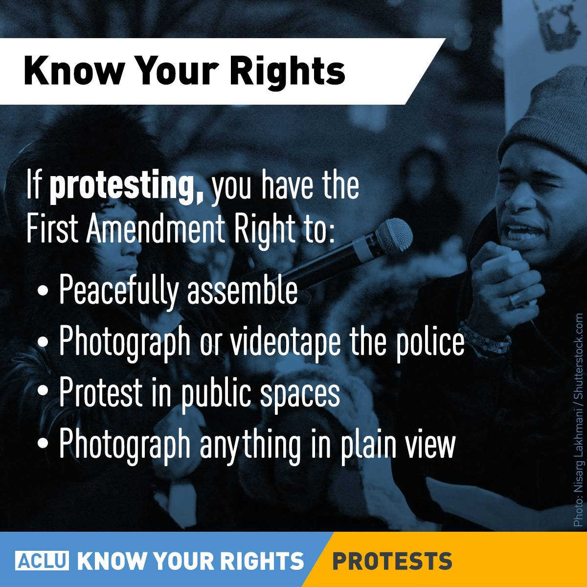 Protesting? Know your rights. https://t.co/hKwDEREBjq https://t.co/0oW...