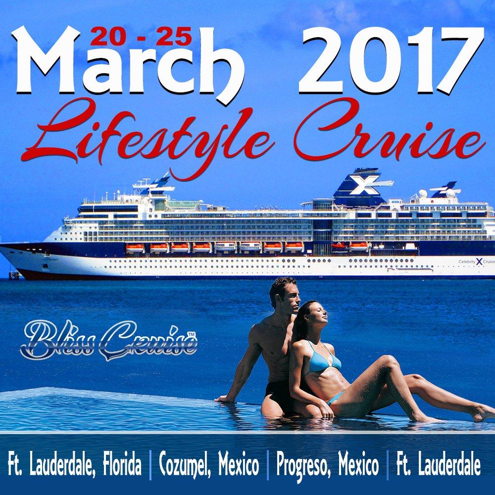 Swingers plavba luxusní lodí - Florida, Mexiko