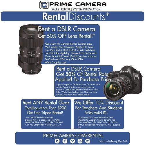 Prime Camera USA on Twitter: