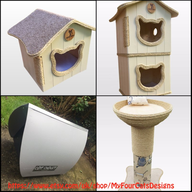Check out awesome handmade cat furniture by @MyFourCats4 https://t.co/lB4Hf7W56C… RT https://t.co/NOuBPdBcRT RT