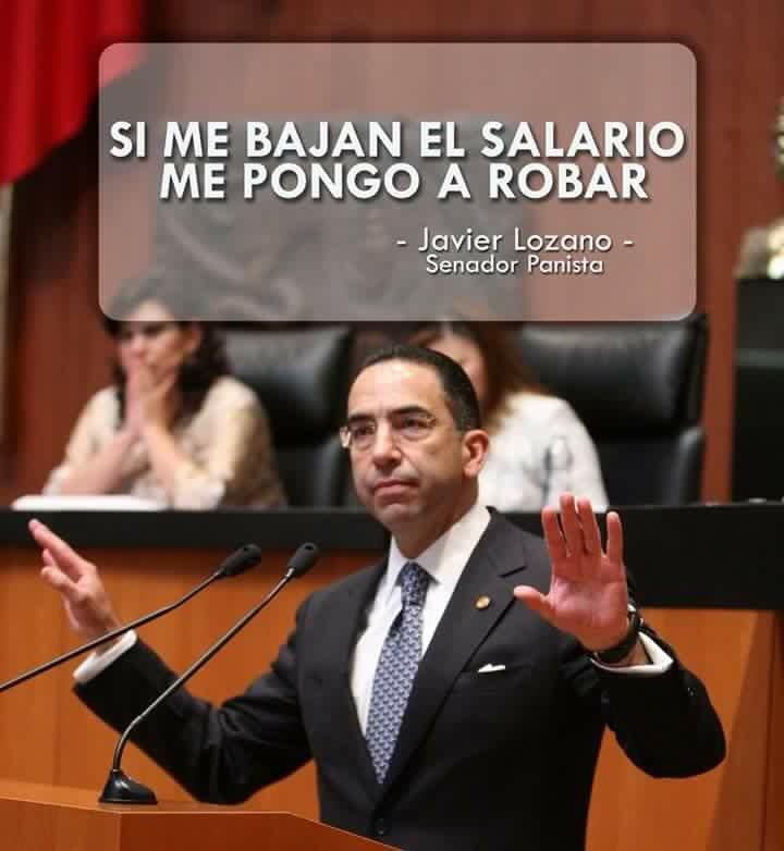 """#SoyTanMexicanoQue repudió el""""Si me bajan el salario me pongo a robar'..."""