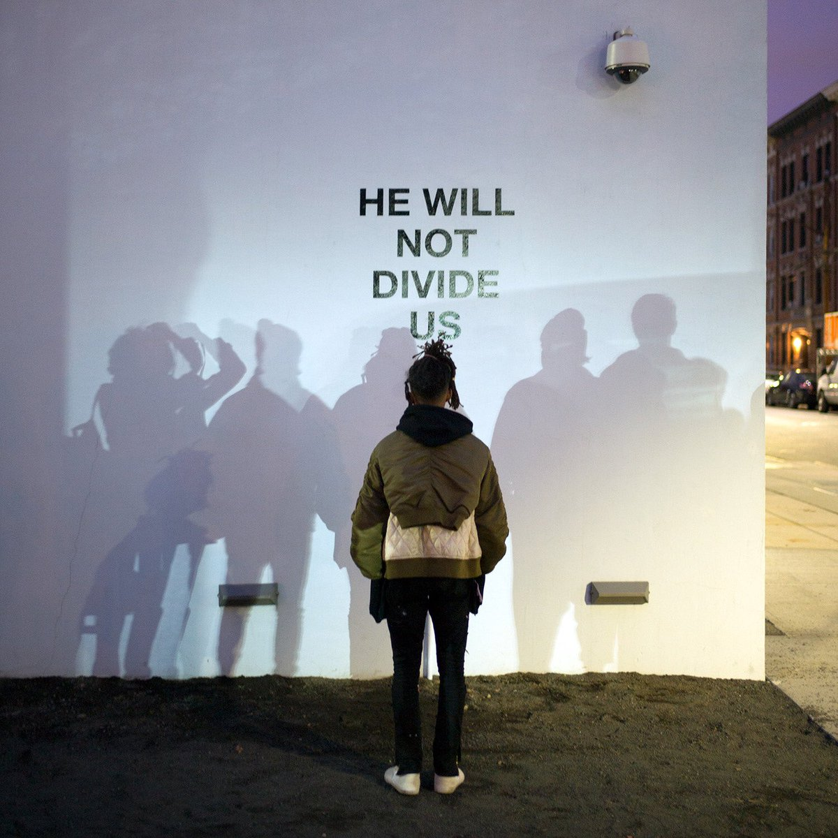 Shia LaBeouf started an anti-trump livestream that will run for FOUR y...