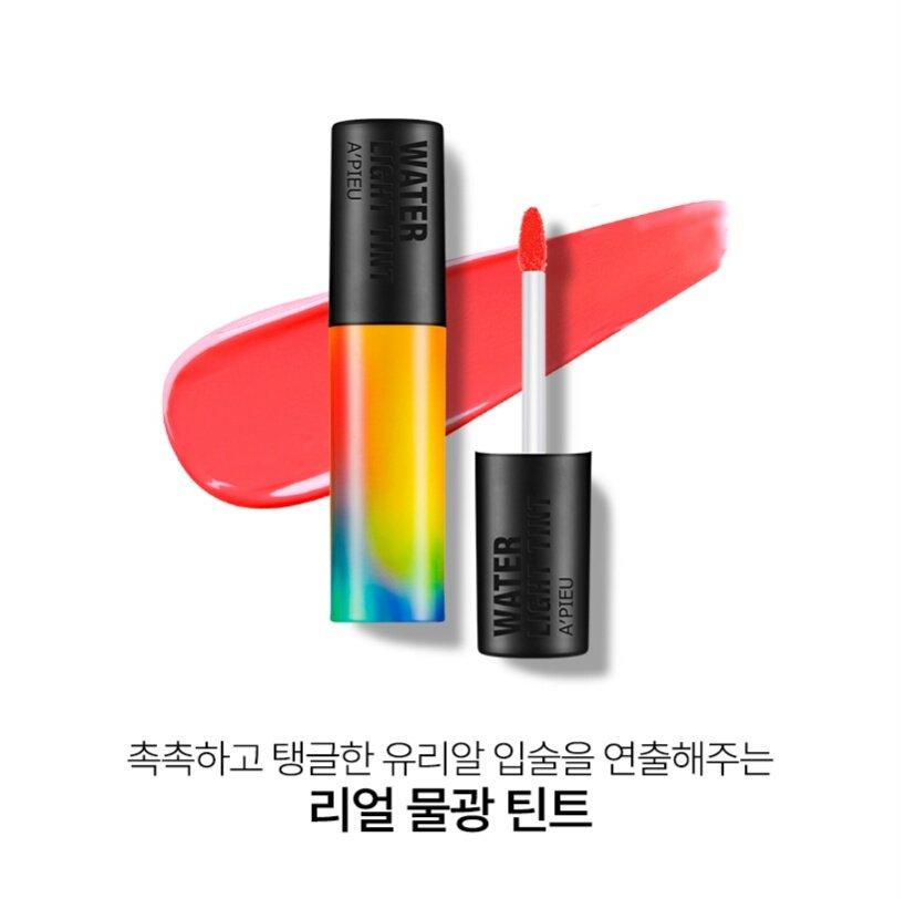 🔥SALE🔥A'pieu Water Light Tint -200- สีงามม๊าก สวยตุ่น สวยลึกลึบ สวยสดใ...