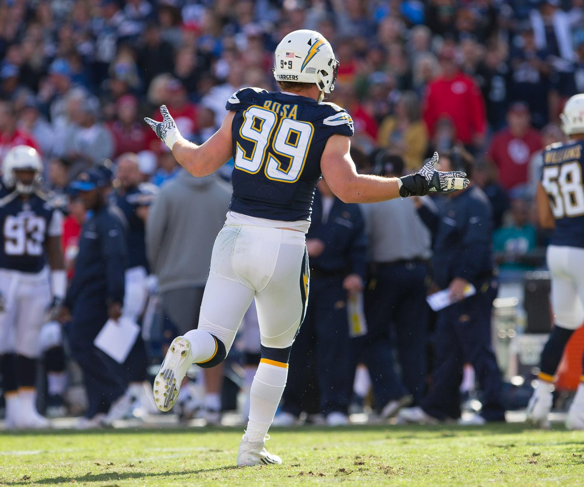 Vote for @jbbigbear for NFL Rookie of the Year!  To vote, tweet