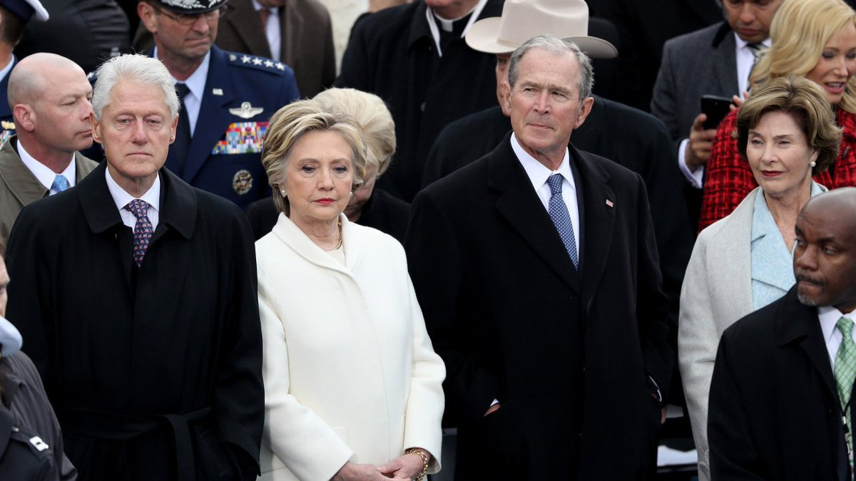 BREAKING!Crowd Boos,Chants &#39;Lock Her Up!&#39; After Hillary Announced At #PresidentElectTrump Inauguration!   http:// philadelphia.cbslocal.com/2017/01/20/hil lary-clinton-trump-inauguration/ &nbsp; …  #LockHerUp<br>http://pic.twitter.com/xiTBInbpfN