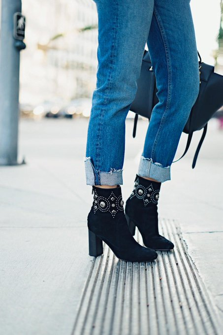 Not Your Basic Bootie