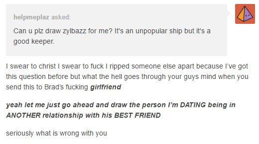 Unpopular Tumblr