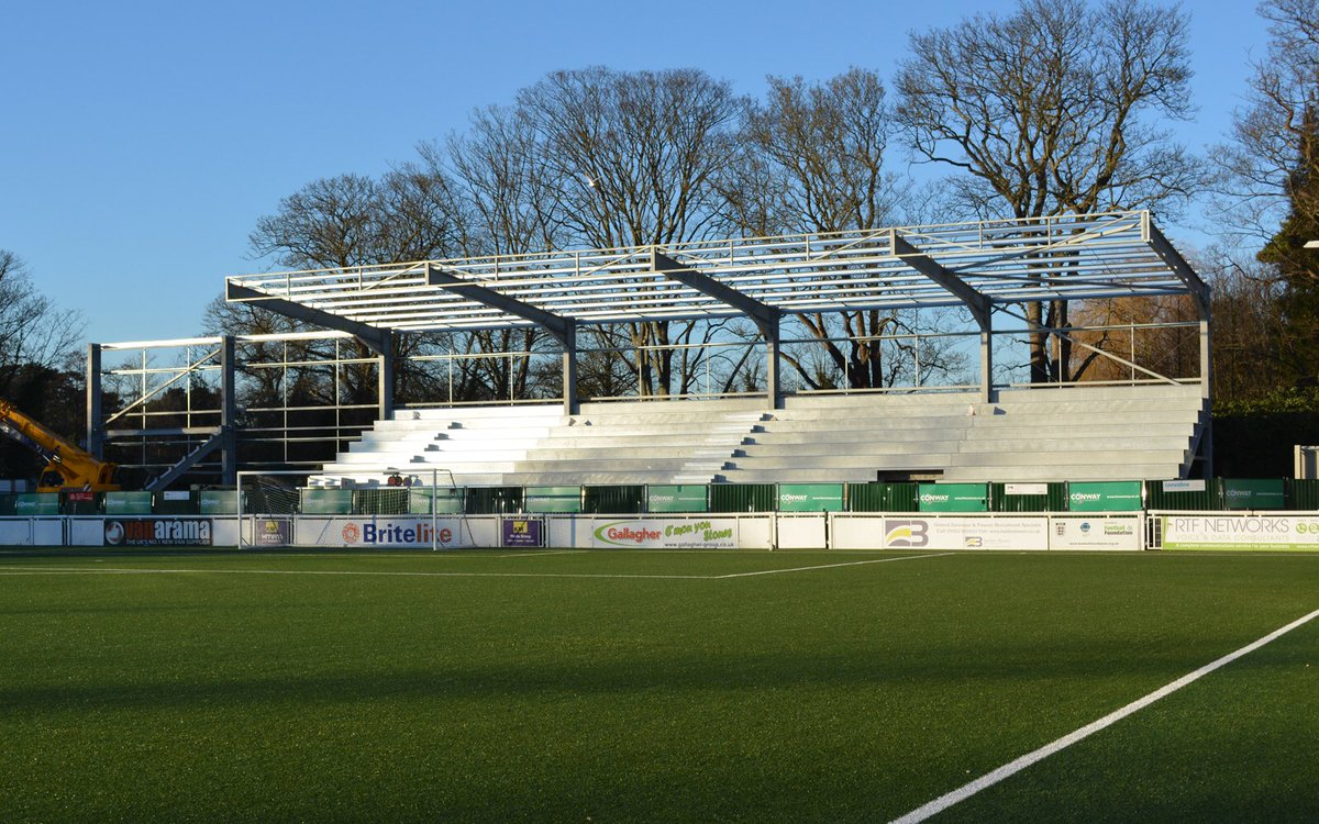 Image result for maidstone united new stand
