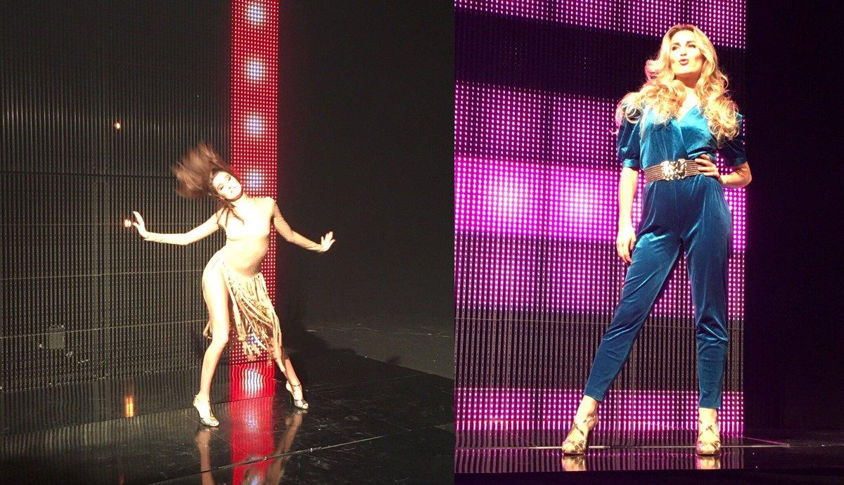 Il y a plus d&#39;un an nos danseuses Alicia et @alexandratrovat enregistraient l&#39;une des premières vidéos #SNF  #souvenirs #flashback <br>http://pic.twitter.com/IK0BZz4q1Q