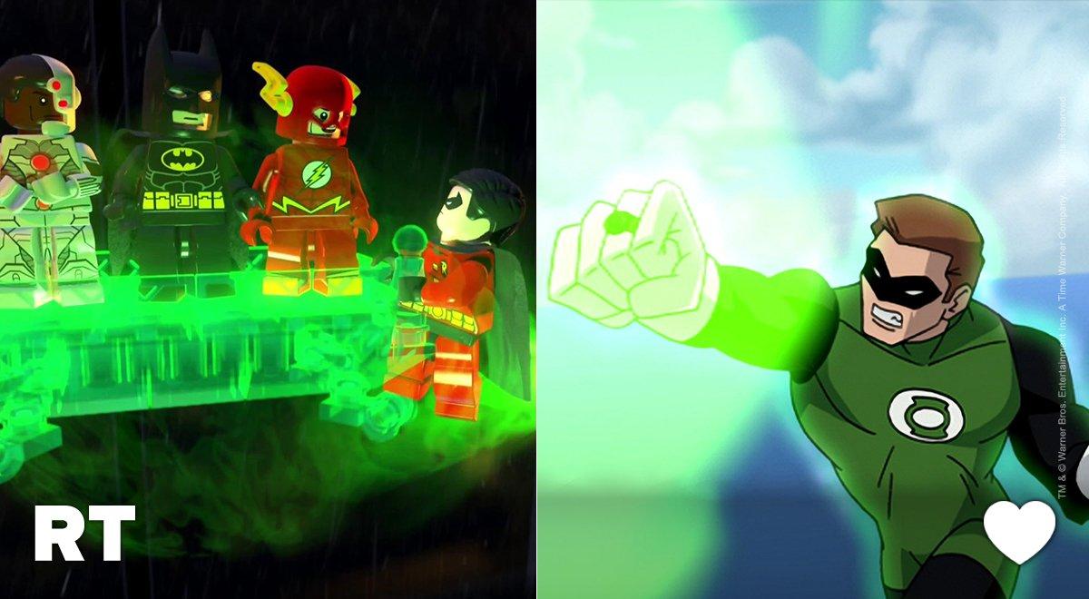 Los superhéroes se enfrentan en una Doble Dosis animada. ¿Quién ganará...