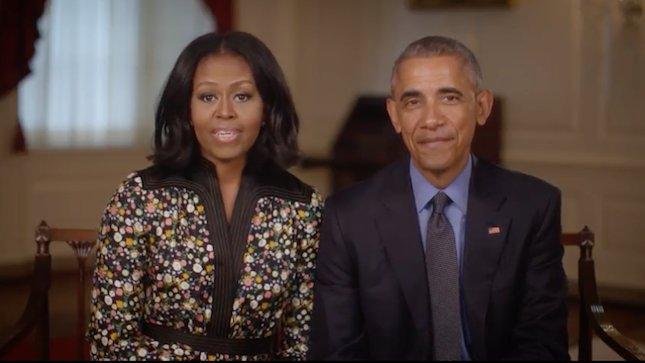 Obamas launching Chicago-based
