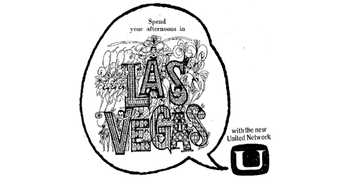 In 1967, the United Network tried to take on the Big Three – and laste...