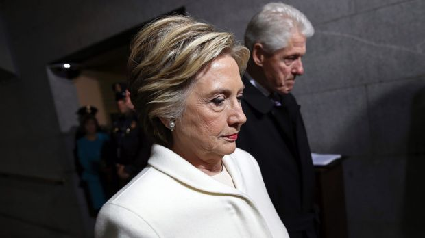 That look you get when you realize you aren\'t going to be pardoned after all.