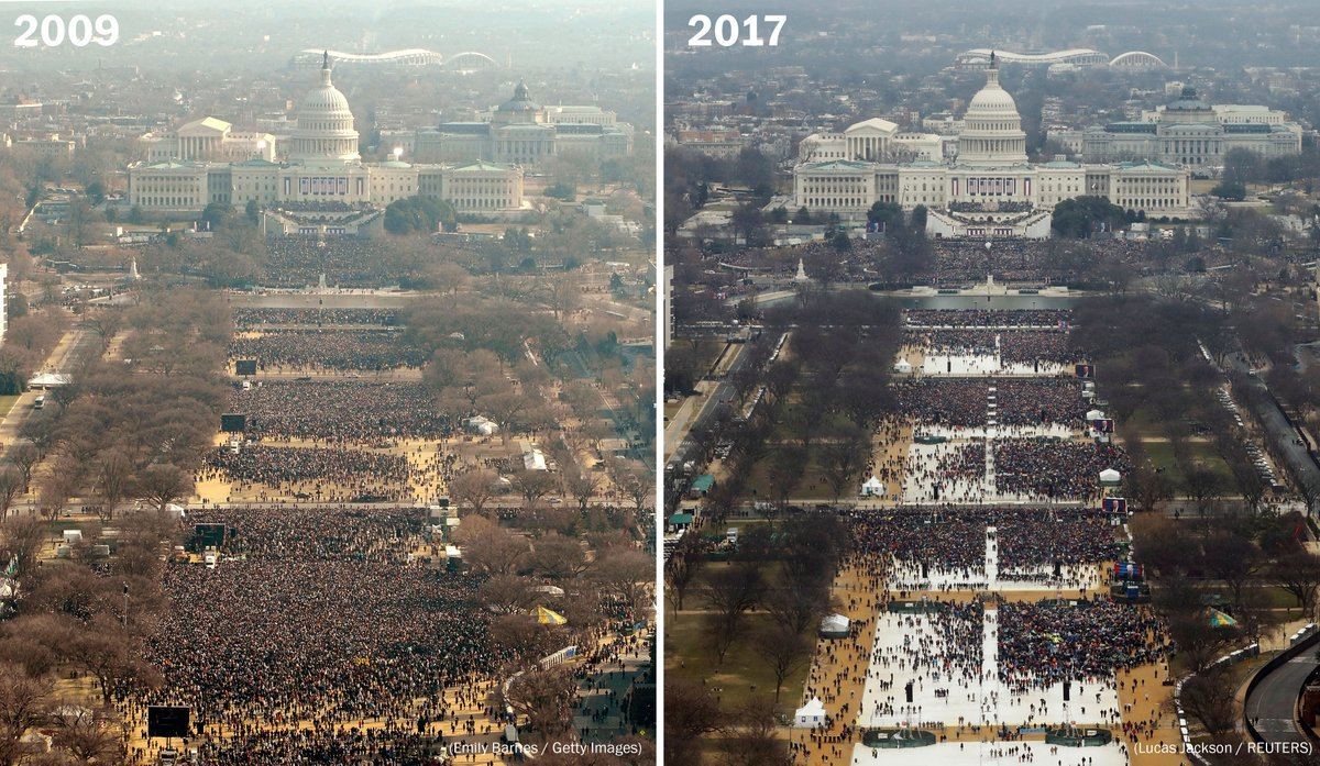 Ahh the 'soft sensuality' of crickets.. #InaugurationDay https://t.co/...