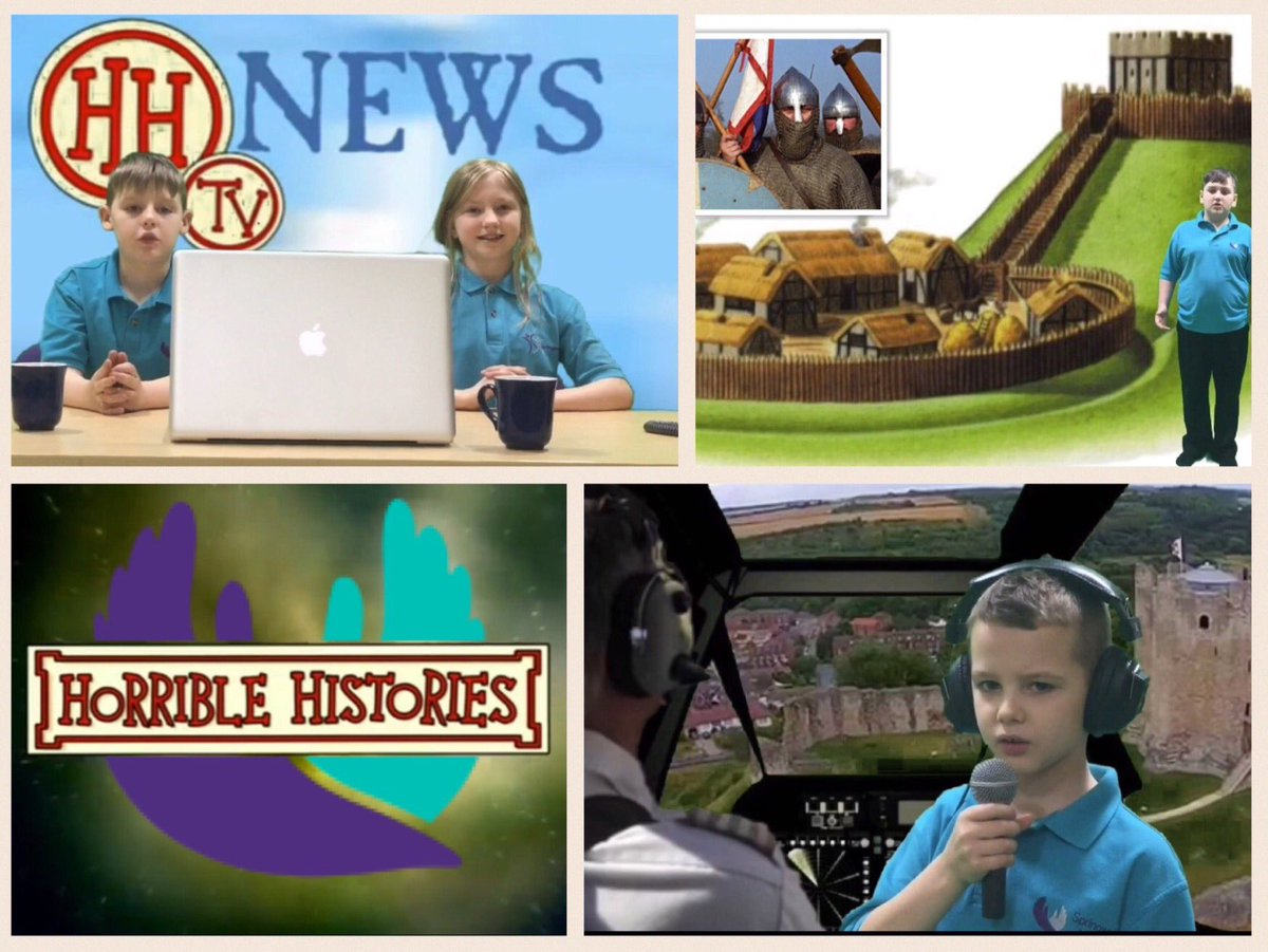 and... Action! Great news report produced by the pupils at Springwell. Well done to all involved!  #take  https:// youtu.be/T5it8_QMXX0  &nbsp;  <br>http://pic.twitter.com/BFtNPPBZrm
