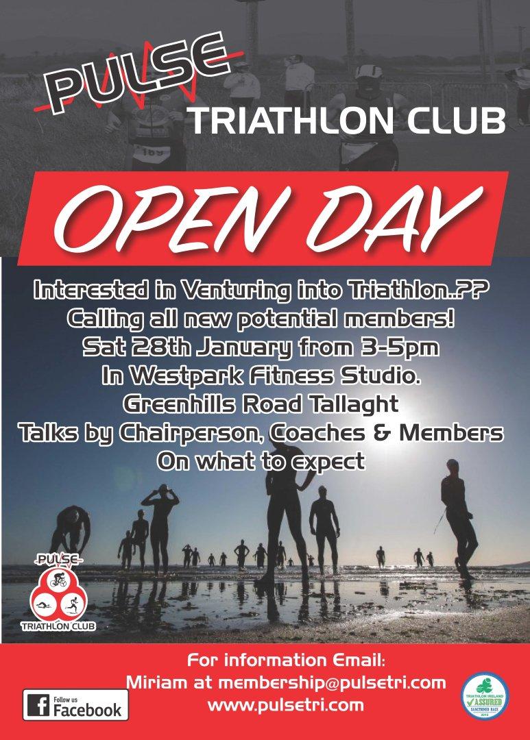 Pulse Triathlon Club (@PulseTriClub)