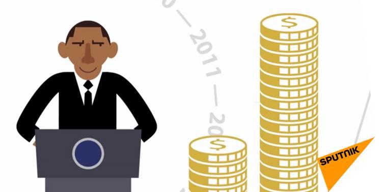 [#VIDEOCLUB] Huit années de présidence #Obama  http:// sptnkne.ws/dsZM  &nbsp;   #EtatsUnis #BarackObama <br>http://pic.twitter.com/40mQEBSwZU