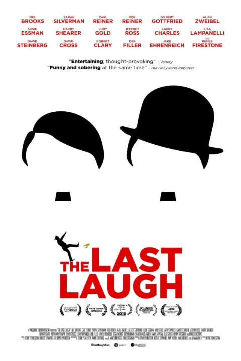 Here\'s the latest poster for #TheLastLaugh: