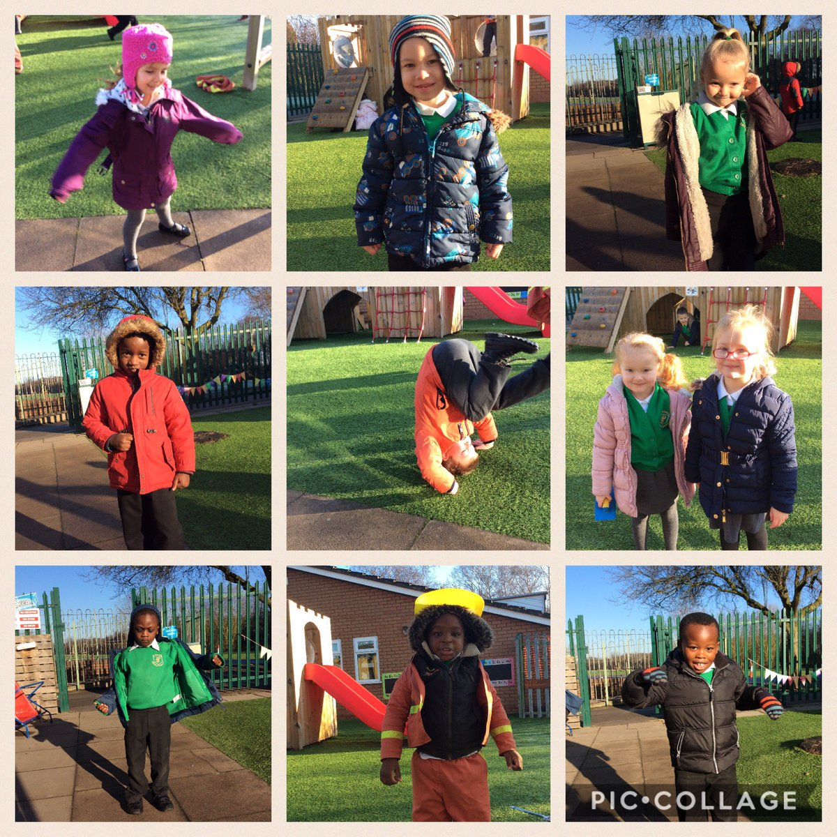 We were thinking about 'What makes us special?' in Reception this morning. We are all very special and have lots of talents. #superstars ⭐️