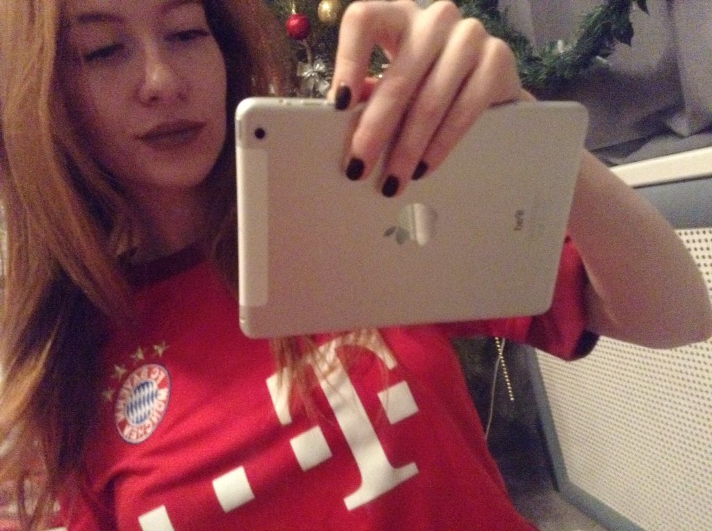 Finally this day has come😻🙌🏻 MATCHDAY 😛🇩🇪 @FCBayernEN @FCBayern #SCFFC...