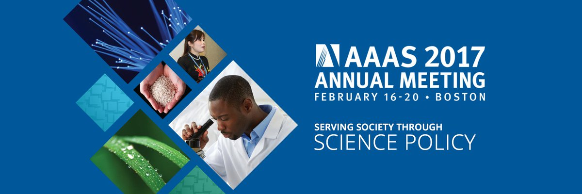 We added new sessions to #AAASmtg program to discuss #scipol in the wake of #USelections2016. More info:  http:// bit.ly/2jErVqT  &nbsp;   #scipol<br>http://pic.twitter.com/UJDQ1ow41I