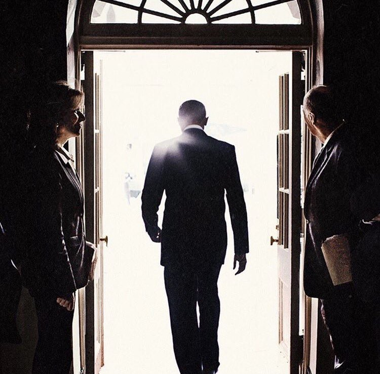 Thank you Mr. President #44 #ObamaExits https://t.co/mAmfOgwp2K