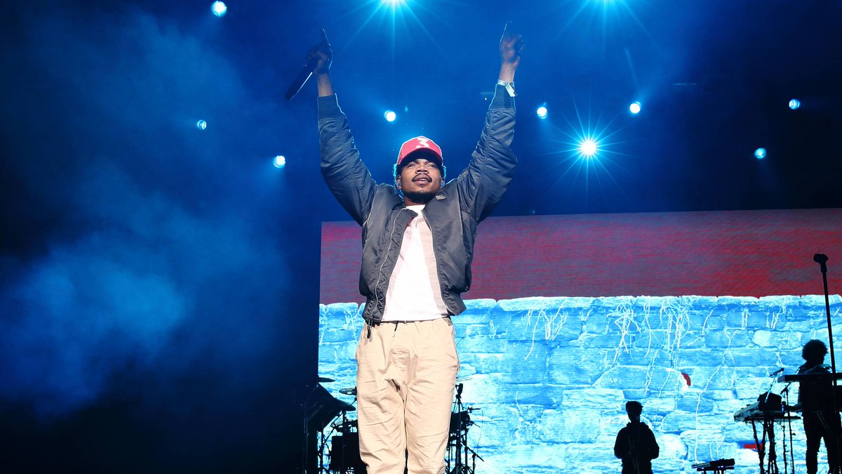 We could all use @chancetherapper's #OptimisticChallenge video right n...