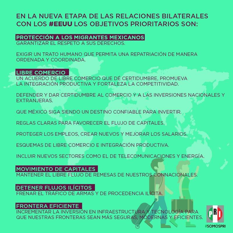Lo que México aporta al mundo es muy valioso. Somos un país de trabajo...