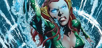 El mar o lo acuático es una frontera ¿nos ahogamos y nos estamos rindiendo simbólicamente? Hablamos de Mera de DC comics #MaresFucsias https://t.co/dVDKbz30mq