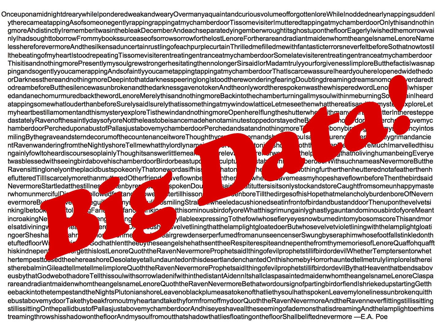 "@JamesMarsh101 ""Big Data"" doesn't equal ""usable data"" #GuildChat https://t.co/2GpA9cutLq"