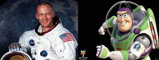 #FridayFUN 4 #SPACE fans- 2day 1930, #NASA astronaut #BUZZAldrin brn; #BUZZLightYear named after him! @DisneyChris73<br>http://pic.twitter.com/qsPnQfIYq5
