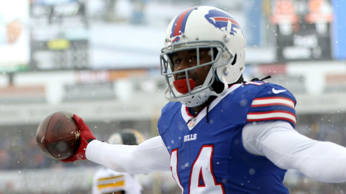 .@buffalobills WR Sammy Watkins undergoes second foot surgery. tw.nbcsports.com/AX2O