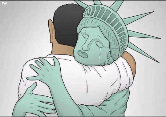 My fave hug of the day #Inauguration #NationalHuggingDay https://t.co/...