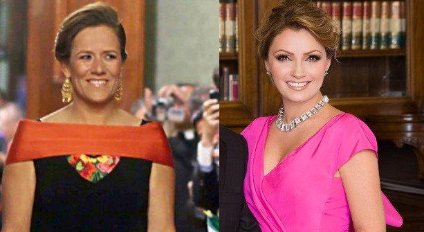 #SomosMexico Y ya basta que estas dos corruptas que viven de lo que su...