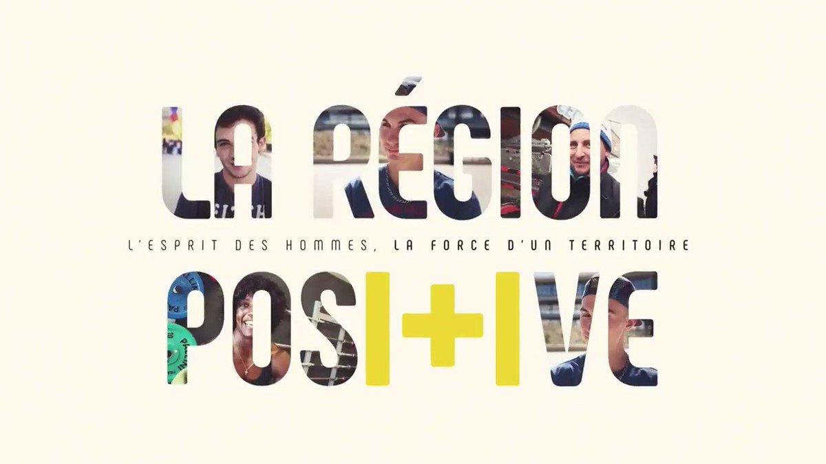 Après une 1re année riche en grands projets, cap sur 2017. Pour une #région positive, priorité à la #jeunesse, l'#emploi et l'#innovation !