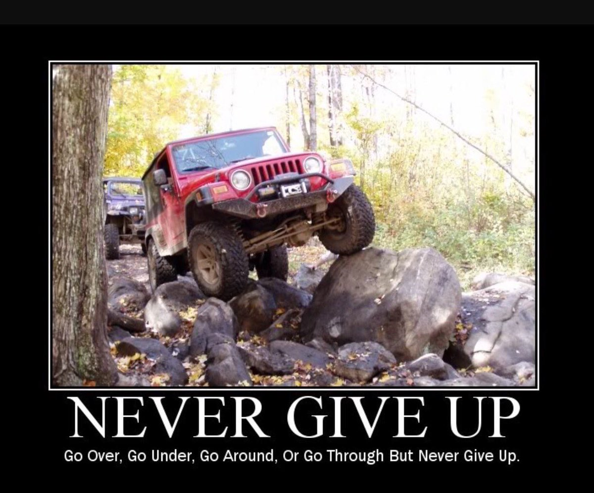 "Jeep Quotes All Jeep Everything On Twitter ""jeepers Motto👏🏼 Httpst.co"