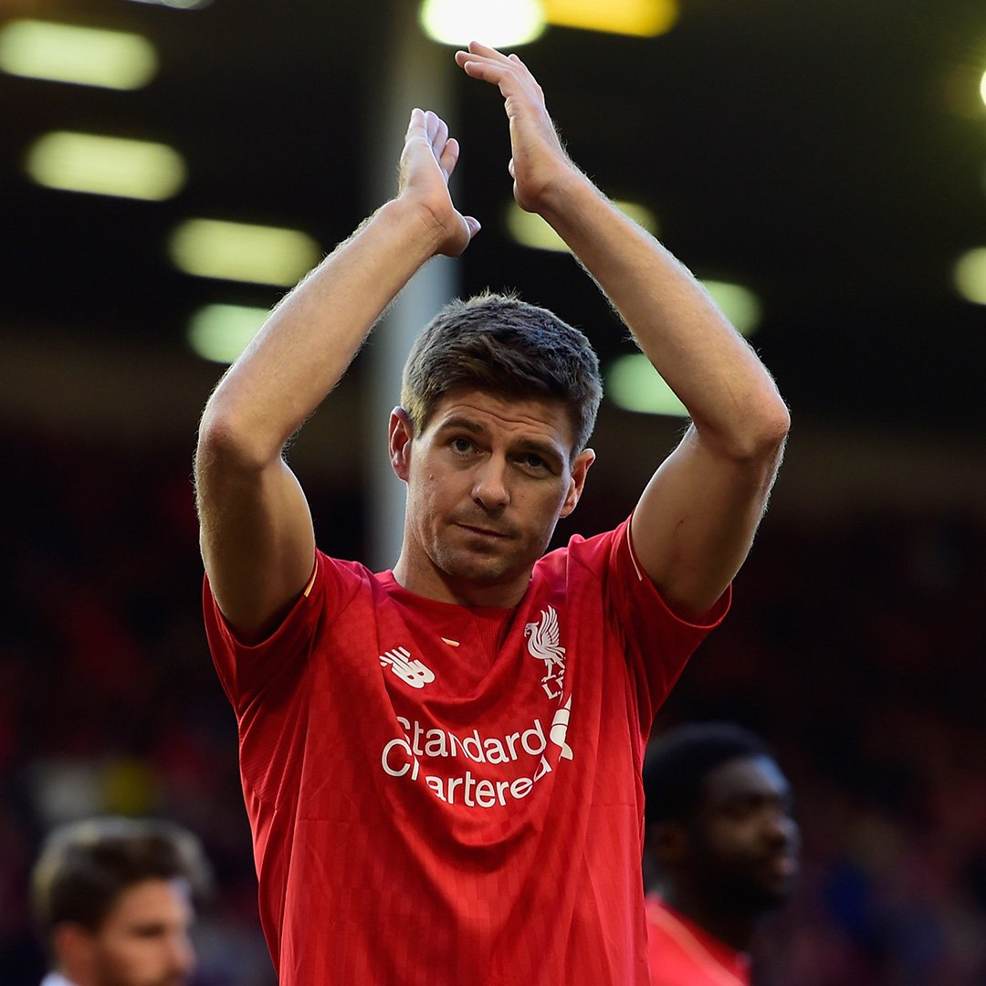 ICYMI: Liverpool have brought club legend Steven Gerrard back as an ac...