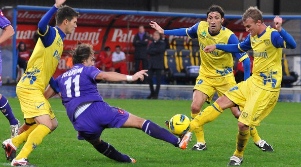 Chievo-Fiorentina Streaming Gratis Rojadirecta