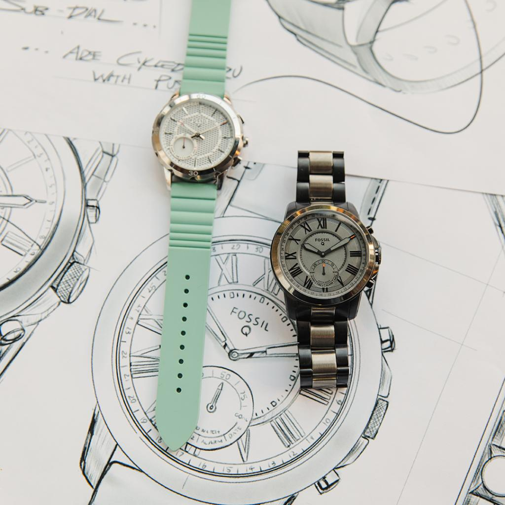 Fossil On Twitter We Went Back To Our Favorite Analog Watches Re Watch Modern Pursuit Designed Them As Hybrid Smartwatches Https Tco Zcmrxuqmtw Fossilq