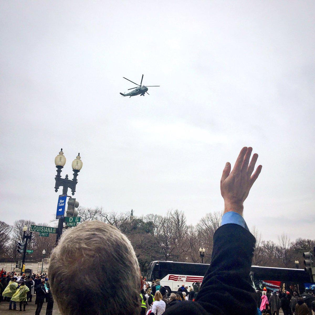 Goodbye Obama. https://t.co/792I299nN0