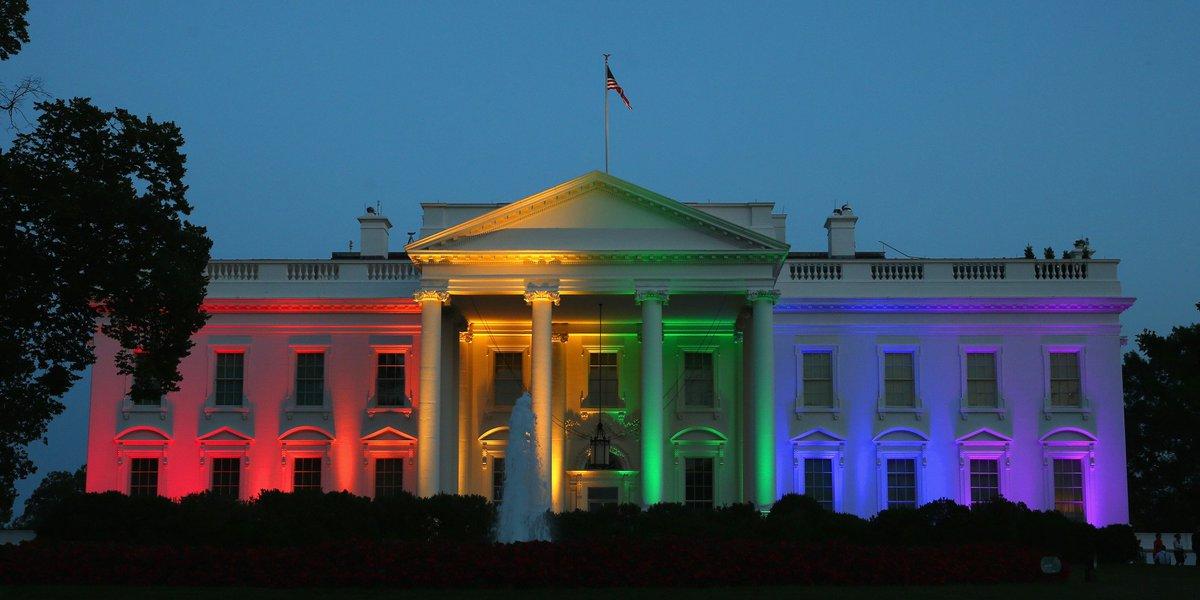 La Maison-Blanche a supprimé toute mention des droits LGBT de son site https://t.co/khW8XmuyIl