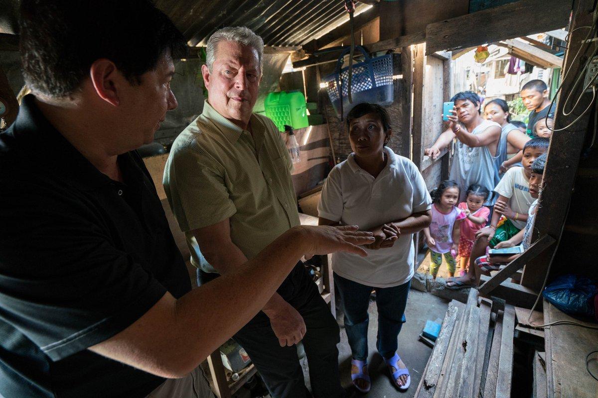 Sundance — Al Gore's Truth: Still Inconvenient. More Urgent. https://t...