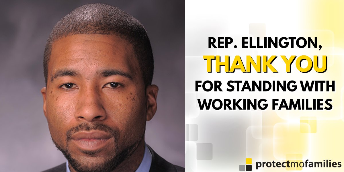 RT to thank @ellington_b for standing with working families and opposi...