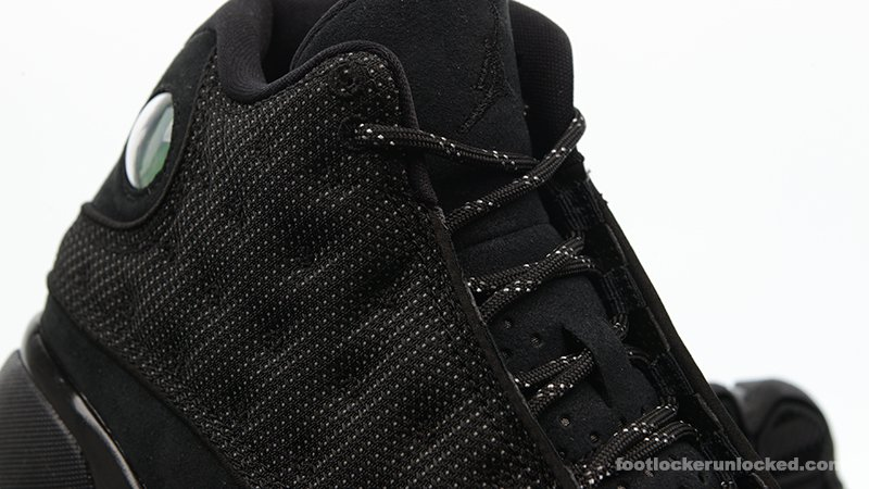 air jordan 13 black cat footlocker
