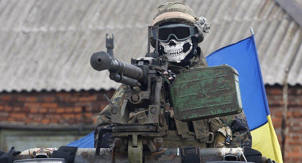 OSCE Reports Fresh Upsurge In Violence In E. Ukraine https://t.co/GQHm...