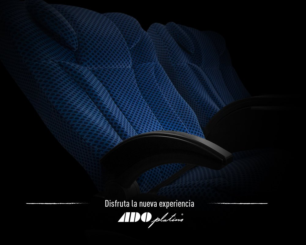 Muy pronto descubrirás una nueva forma de viajar con ADO Platino. #Dis...