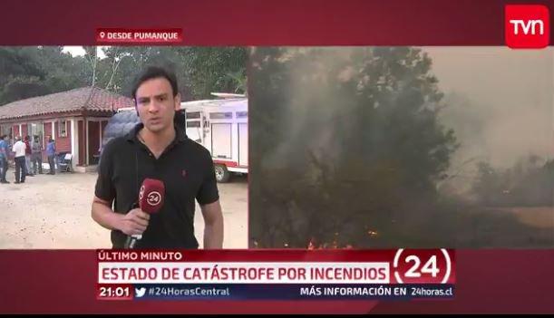 EN VIVO   Sigue las principales noticias de Chile y el mundo en #24Hor...