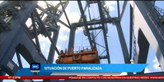Panama Ports Company habla de baja actividad portuaria https://t.co/nl...