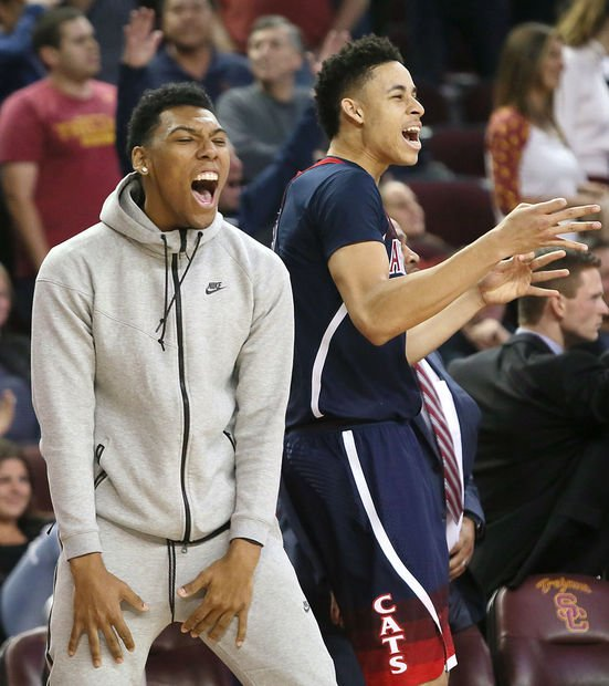 Arizona Wildcats guard Allonzo Trier to make season debut Saturday https://t.co/vOEftft6MA