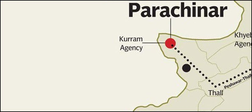 #Parachinar explosion kills at least 10, injures 50  Read Here: https:...